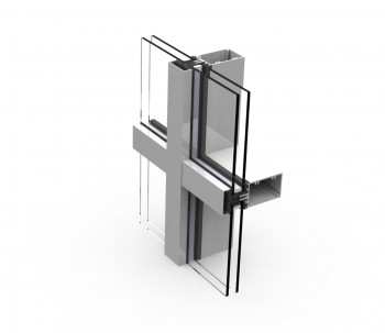 The product is visible in the image KLW Curtain Wall and code KLW in its position 1