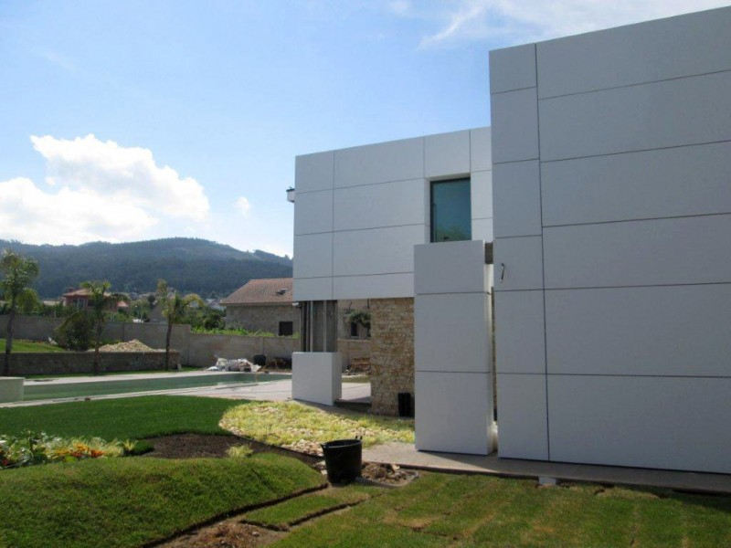 Detached house in Canido
